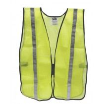 Basic Safety Vest (Yellow) - One Size Fits All