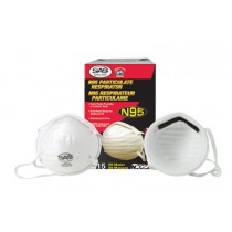 SAS N95 Particulate Respirator 8615 (Box of 20)