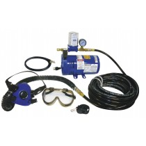 One-Man Halfmask Supplied-Air System 9800-32