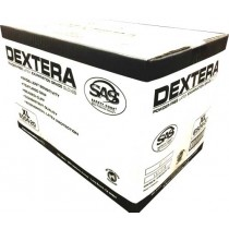 SAS DEXTERA Latex Powder Free Disposable Gloves CASE (10 Boxes)